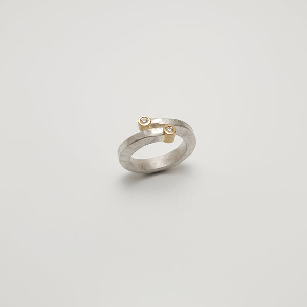 Ring from the forJa collection.