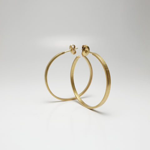Earrings from the aRos collection