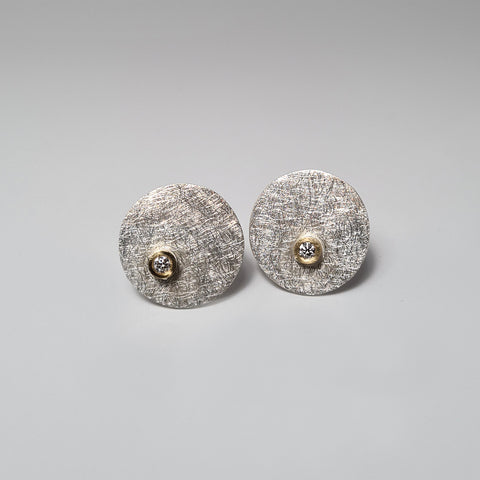 Earrings from the ooh collection