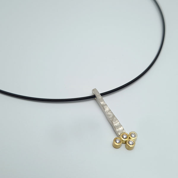 Pendant from the forJa collection.