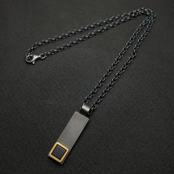 squaRes collection pendant