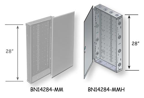 BN14284 Low Voltage Enclosure
