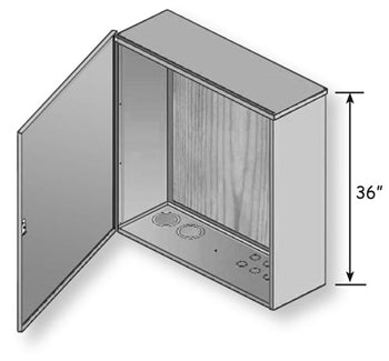 BN363612-UL Low Voltage Enclosure