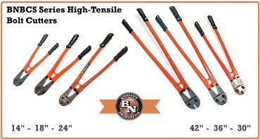 BNBCS Series High Tensile Bolt Cutters