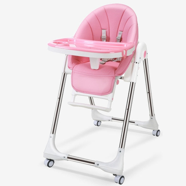 Upgrade With Wheels Newborn Baby Chair Portable Infant Seat