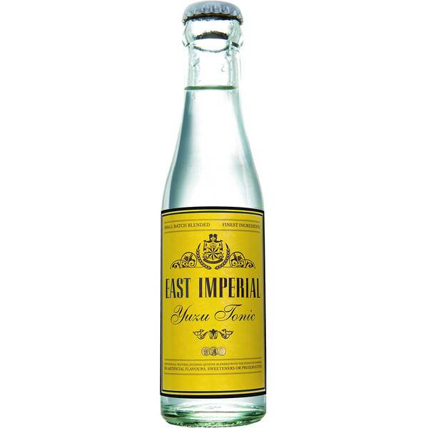 EAST IMPERIAL YUZU TONIC