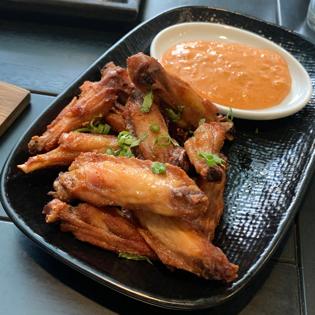 NYONYA FRIED WINGS