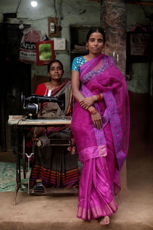 Katna's Kantha: Fine Hand Embroidery from Murshidabad