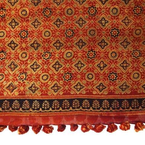 Heritage Ajrakh: The Cloth of Sindh