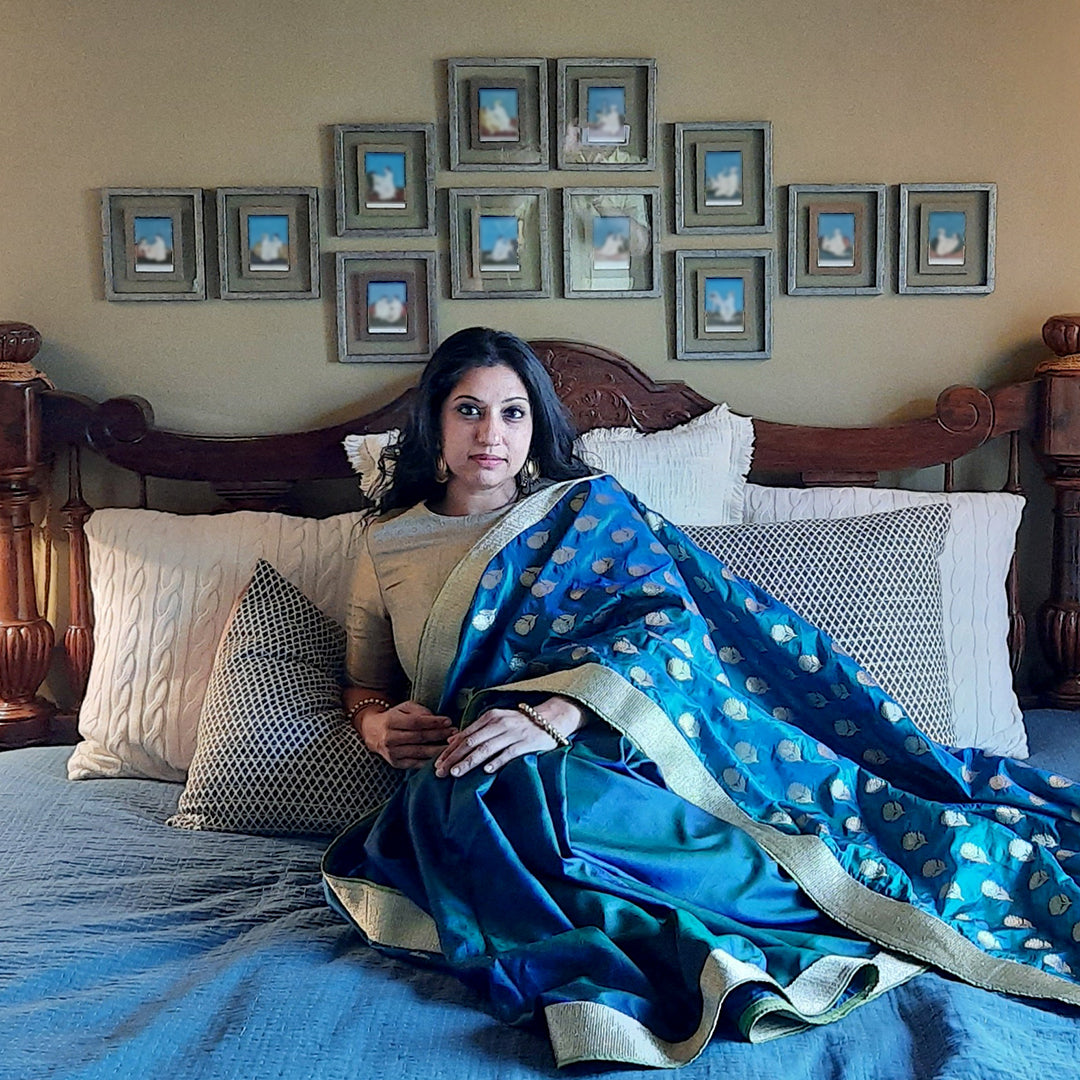 Saving Saris; Making Memories