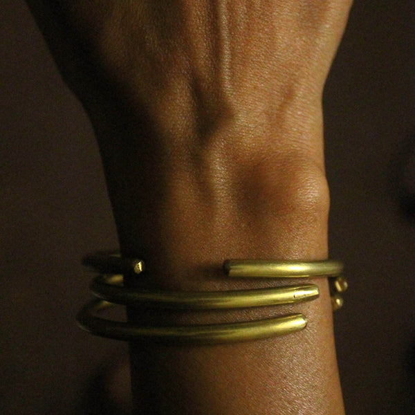 Brass Bangles-set of 2