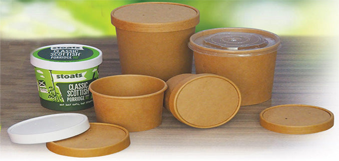 Disposable Premium Food Containers