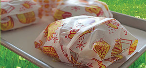 Disposable Greaseproof Food Wrapping Paper