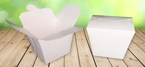 Disposable Food Pail Box