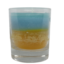 Load image into Gallery viewer, Tropical Paradise Candle Glass