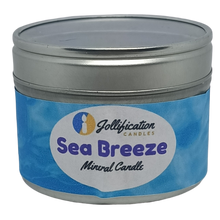 Load image into Gallery viewer, Sea Breeze Candle Tin