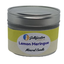 Load image into Gallery viewer, Lemon Meringue Candle Tin