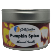 Load image into Gallery viewer, Pumpkin Spice Candle Tin