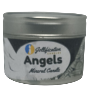 Angels Candle Tin