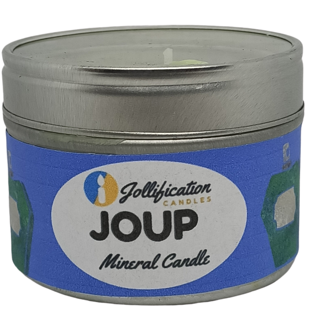 Joup Candle Tin