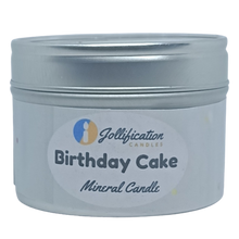 Load image into Gallery viewer, Birthday Cake Candle Tin