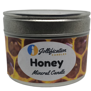 Honey Candle Tin
