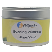 Load image into Gallery viewer, Evening Primrose Candle Tin
