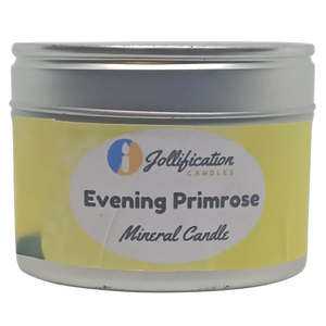 Evening Primrose Candle Tin