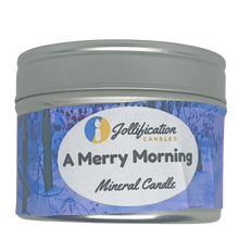 Load image into Gallery viewer, A Merry Morning Candle Tin