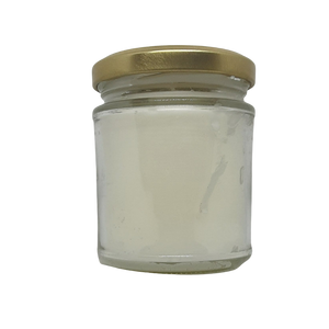 Vanilla Candle Jar