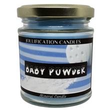 Load image into Gallery viewer, Baby Powder Candle Jar