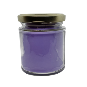 Spa Day Candle Jar
