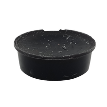 Load image into Gallery viewer, Black Leather Deli Pot