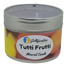 Load image into Gallery viewer, Tutti Frutti Candle Tin