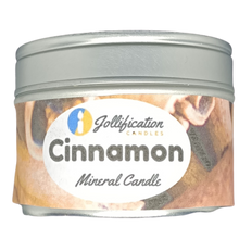 Load image into Gallery viewer, Cinnamon Candle Tin