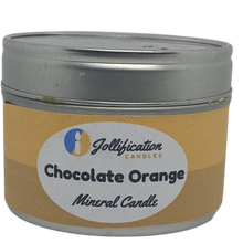 Load image into Gallery viewer, Chocolate Orange Candle Tin