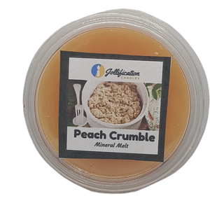 Peach Crumble Deli Pot