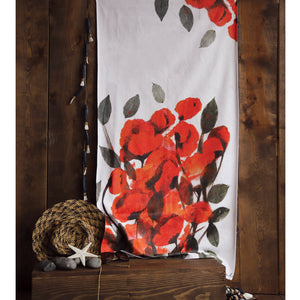 Poppy Towel