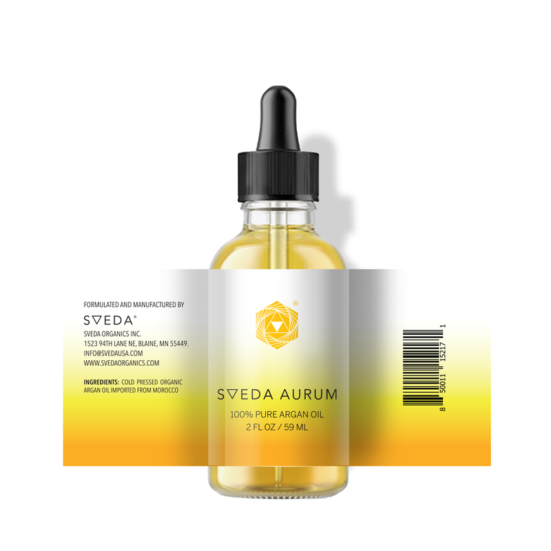 SVEDA AURUM - 100% pure Argan oil