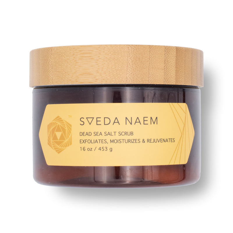 SVEDA NAEM - Dead Sea Salt Body Scrub