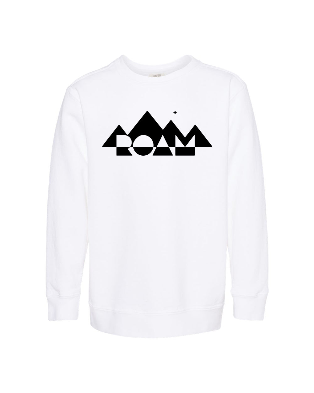 Youth Mirrored Mountain - <br> White