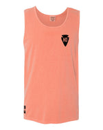 ND Arrowhead Heavyweight Tanks - Terracotta - Front