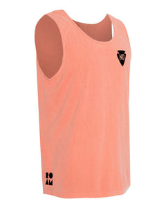 ND Arrowhead Heavyweight Tanks - Terracotta - Side