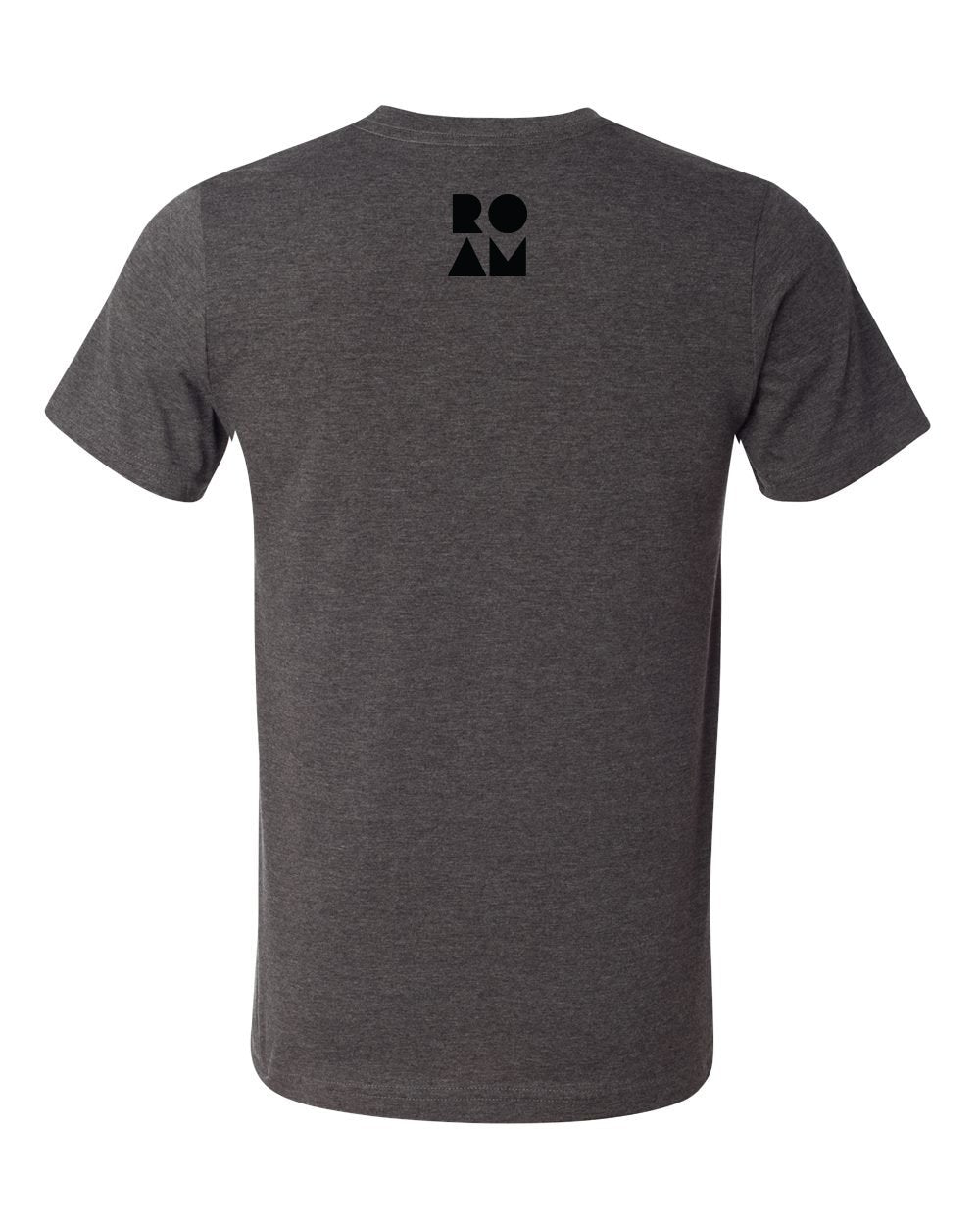 Roam North Star - Heather Dark Grey - Back