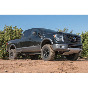 "2016-UP Nissan Titan XD 3"" Suspension System - Stage 1"