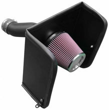 Load image into Gallery viewer, K&N PERFORMANCE AIR INTAKE FOR 2017-2018 NISSAN TITAN XD 5.6L