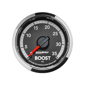 Auto Meter Factory Matched Boost Gauge 0-35psi