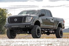 Load image into Gallery viewer, NISSAN HEAVY-DUTY FRONT LED BUMPER (16-19 TITAN XD)