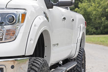 Load image into Gallery viewer, NISSAN POCKET FENDER FLARES | RIVETS (17-19 TITAN)