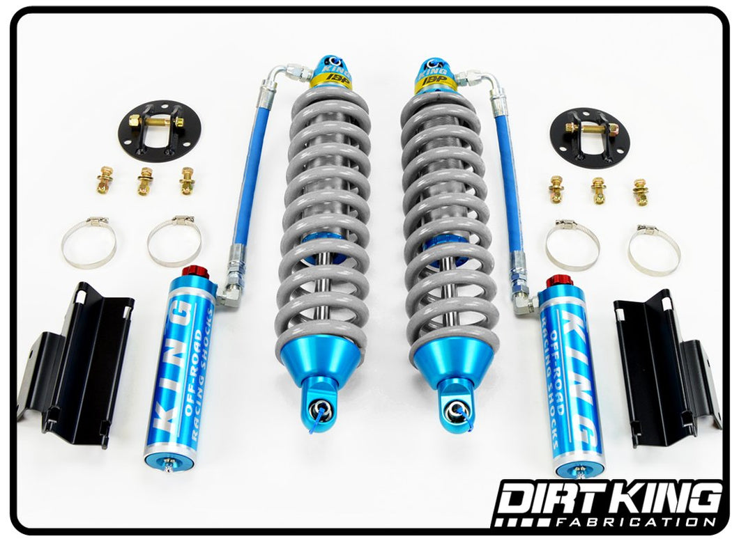 Dirt King Long Travel Spec Coilovers